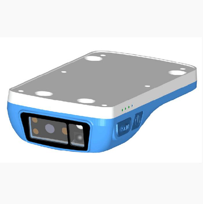 蓝牙背夹 手机蓝牙背夹采集器PDA 手机平板通用可伸缩蓝牙背夹