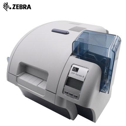 zebra斑马 ZXP SERIES 8 证卡打印机ID卡打印机IC卡/PVC卡打印机