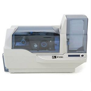 斑马zebra  P330i证卡打印机彩色打印机制卡机ID卡/PVC卡/IC卡打印机