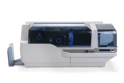 斑马zebra  P430i  双面证卡打印机