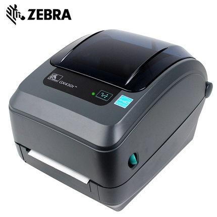 斑马Zebra GX430T条码机打印机 300dpi