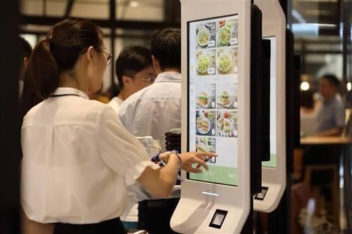 二维扫描模块在实现肯德基无纸化点餐的应用案例