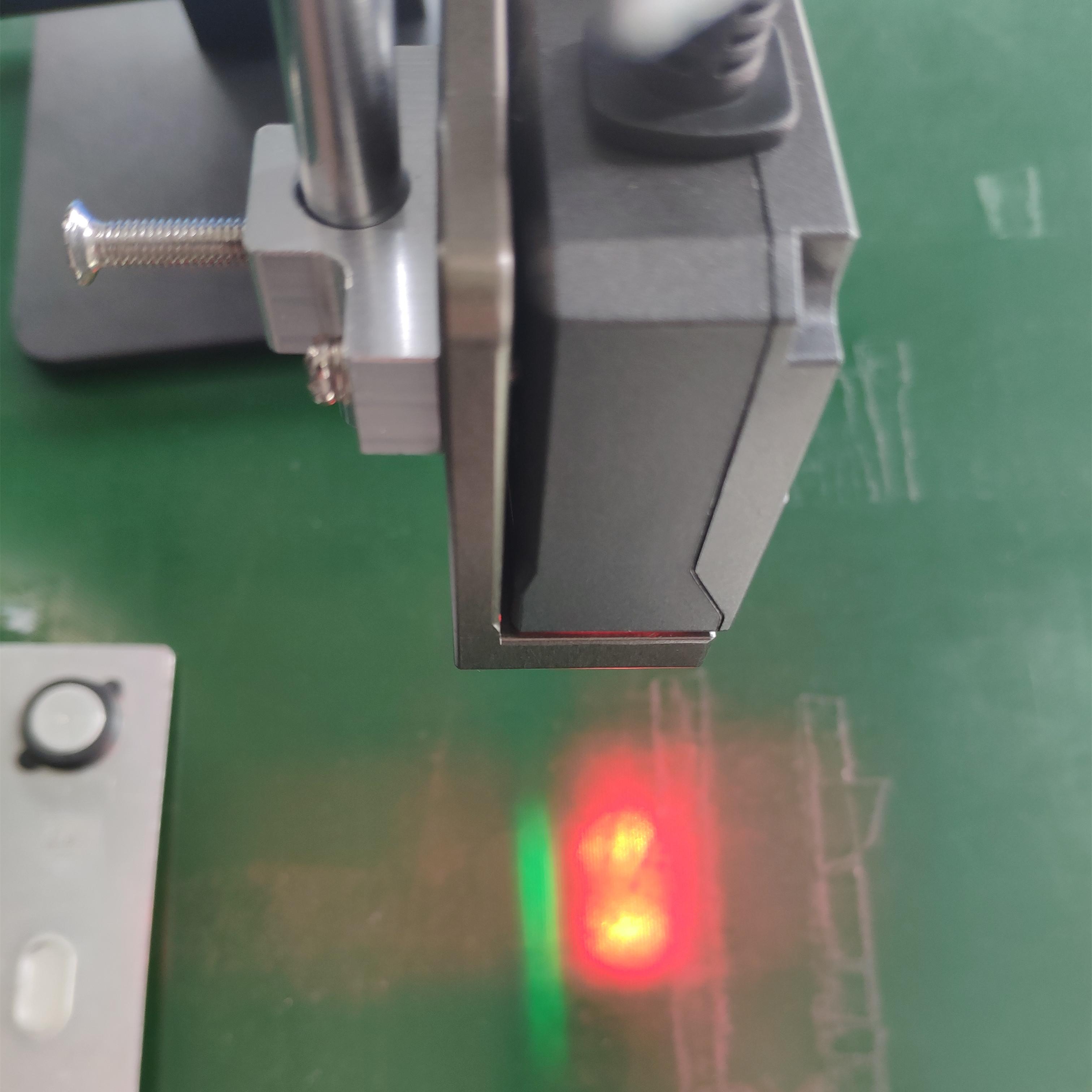 新大陆NLS-NVF200固定式条码扫描器具有红光、绿光对焦功能