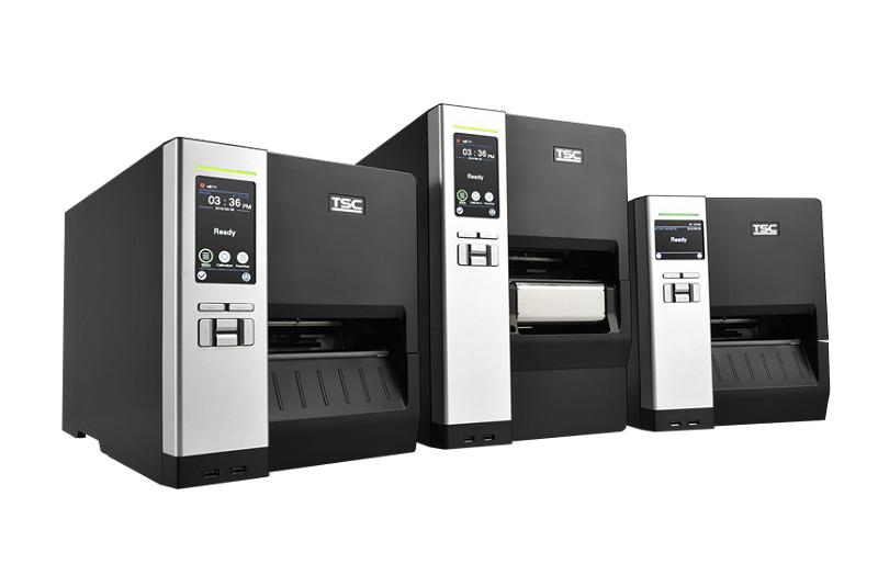 TSC MH240工业级标签打印机实拍图片