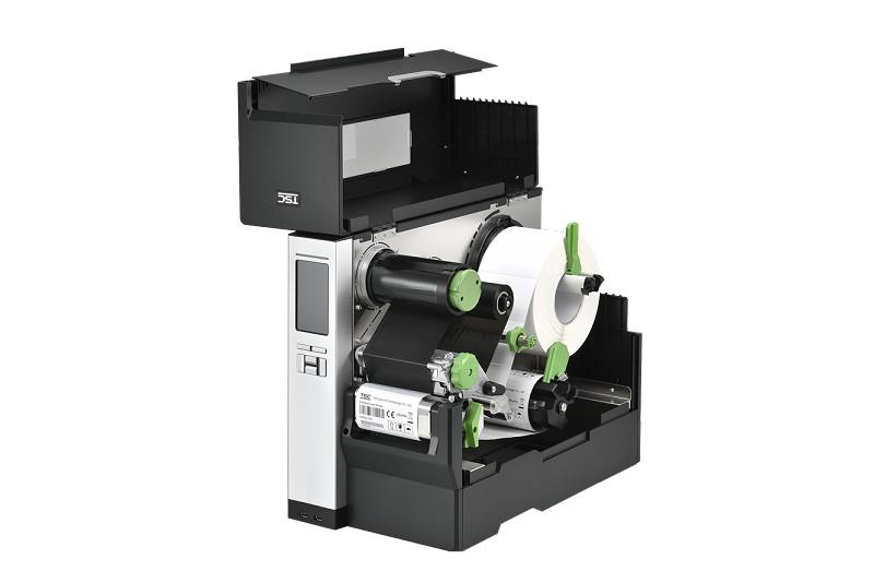 TSC MH240工业级标签打印机内部结构实拍图片