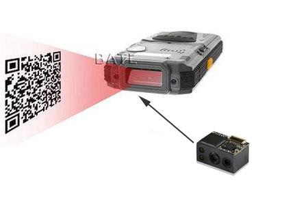 微型二维码扫描模组图片