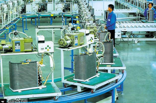工业读码器应用于流水线上实现智能化生产