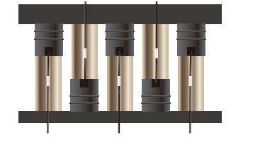 DP110用于传感器粘接