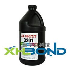 乐泰3201紫外线固化UV胶
