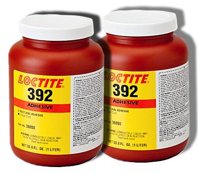 乐泰392结构胶