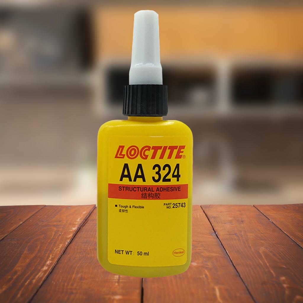 LOCTITE324通用型高粘度耐冲击结构胶用途