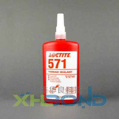 汉高乐泰loctite 571高强度管螺纹密封胶