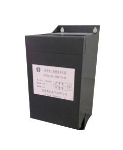 晶闸管智能调压器电动技术参数