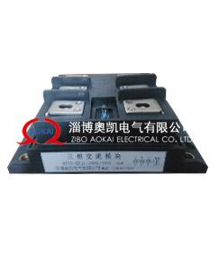 可控硅调压器模块的原理