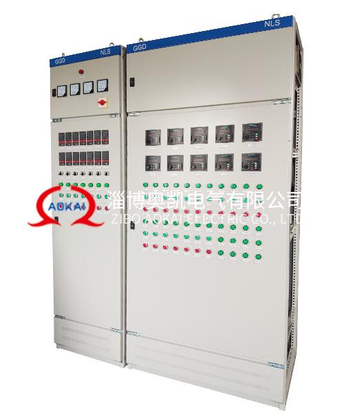 窑炉温度控制柜