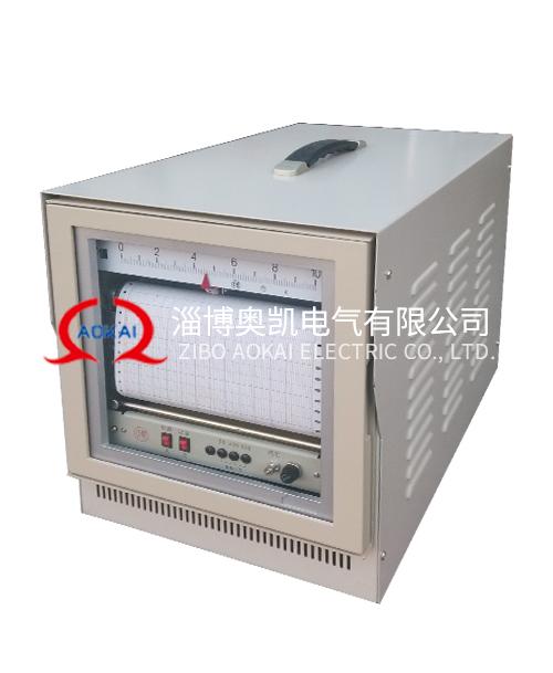 有纸记录仪控制箱