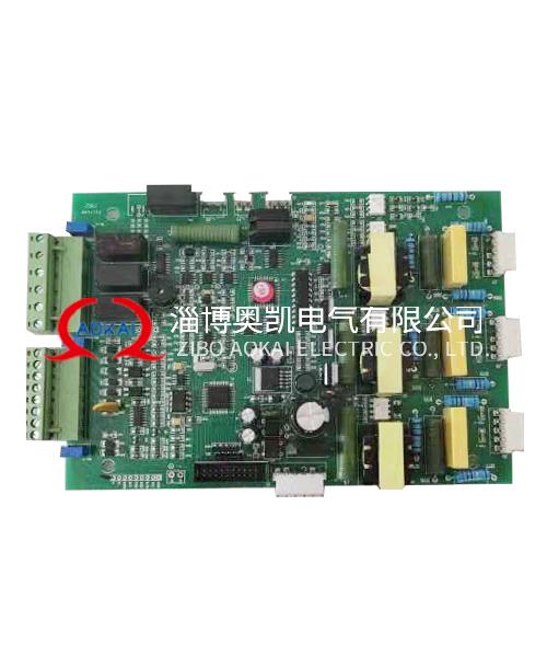 电机软启动控制板
