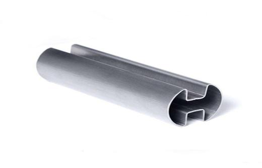 304不锈钢双槽管