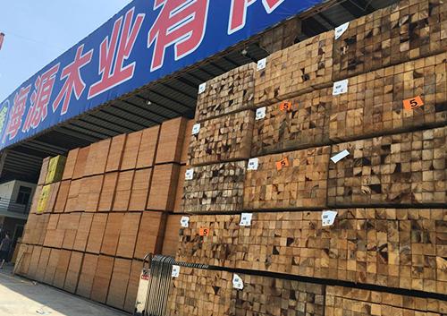 为你介绍关于进口木方的几个小知识