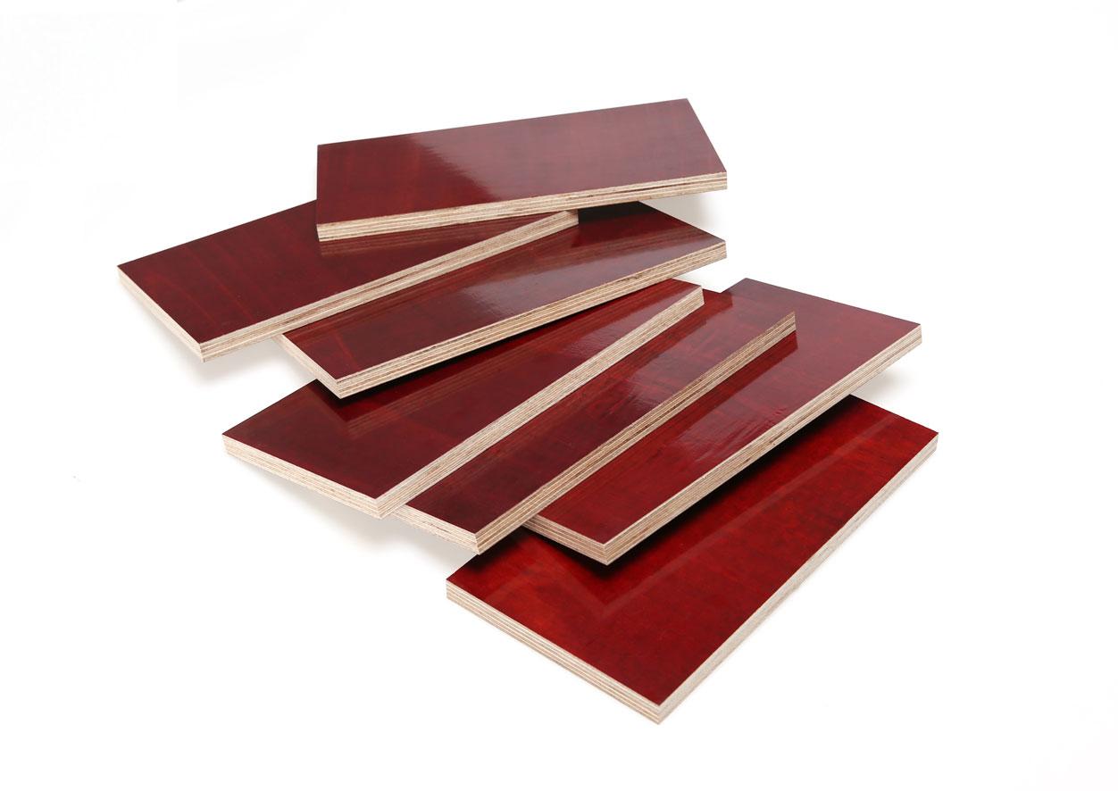 桉木建筑模板
