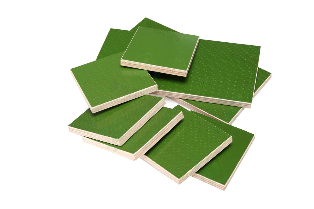 绿色建筑模板
