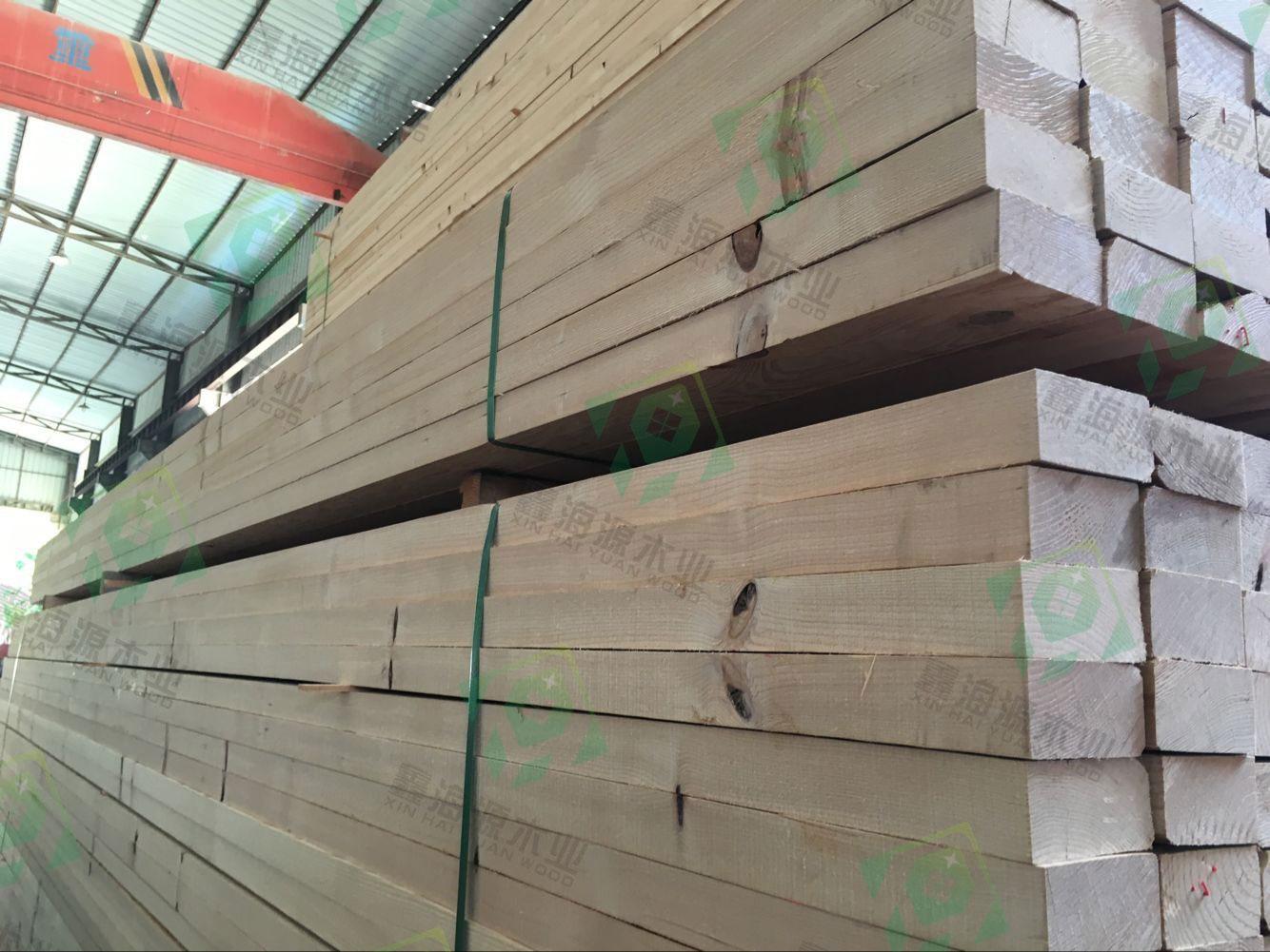 进口工程建筑木方