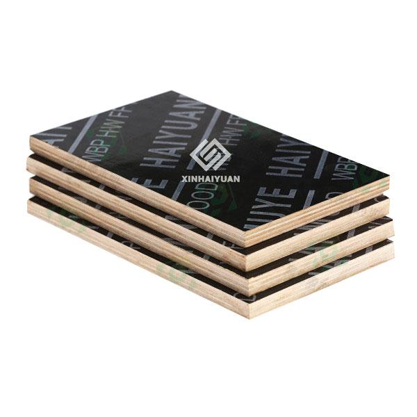 引起广东建筑模板分层的四个因素