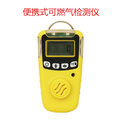 便攜式可燃氣氣體檢測儀