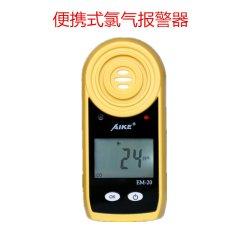 便攜式氯氣氣體檢測儀EM-20