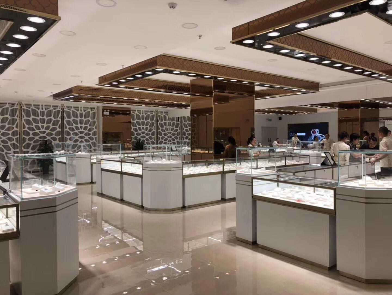 珠宝展示柜