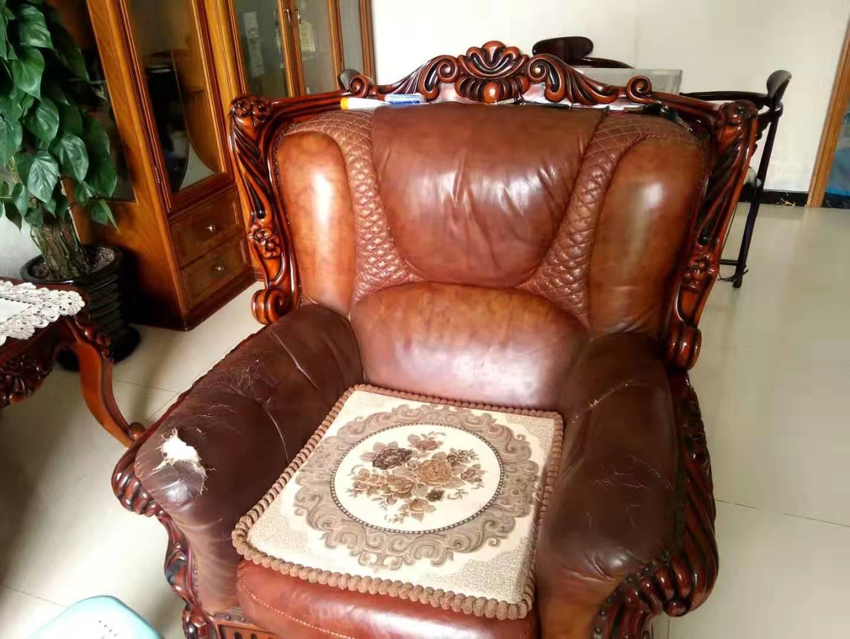 上海皮沙发修复
