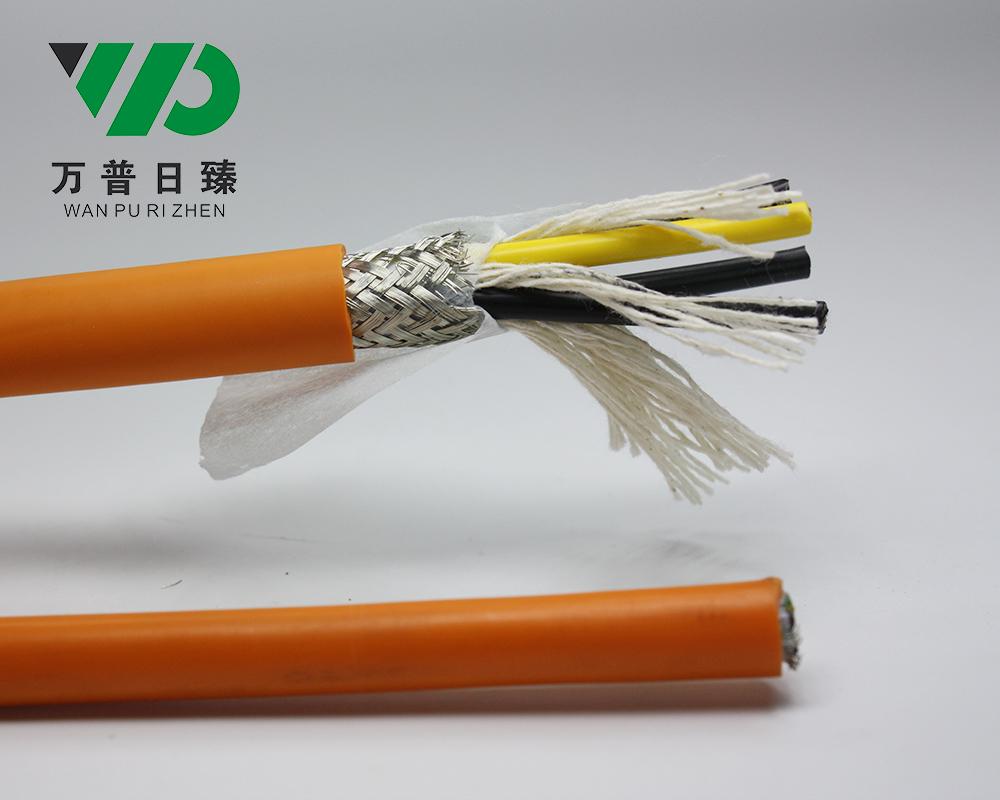 拖链电缆4*2.5