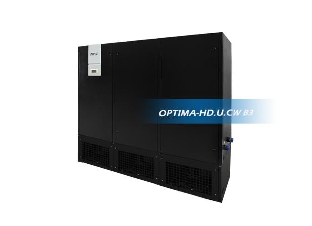 OPTIMA-HD冷冻水型机房专用空调机组