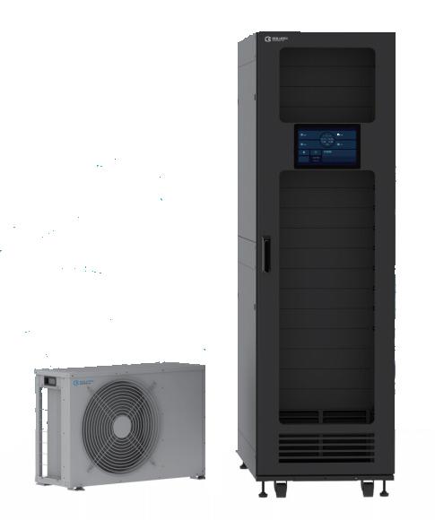 保洛斯(POLSYS)YFC6微模块数据中心空调
