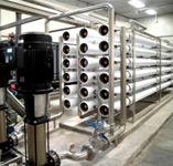 核電工程除鹽水處理站