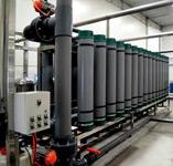 100/h輕化水+25T/h反滲透純凈水設備
