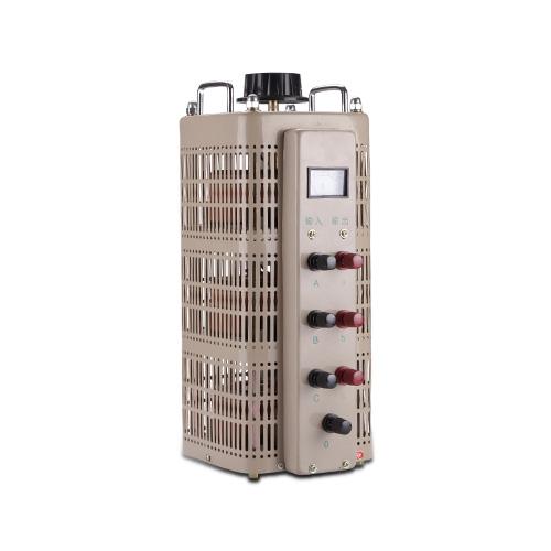 TSGC2三相接觸式調壓器