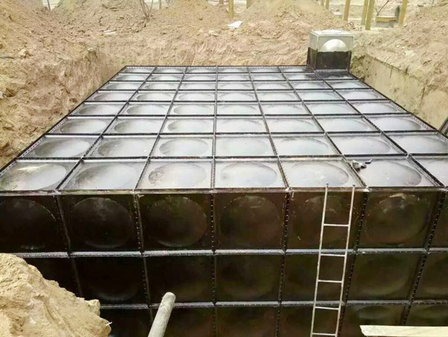 BDF復合式不銹鋼水箱