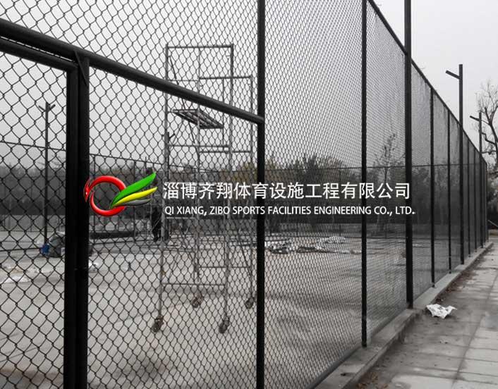 明水球场围网