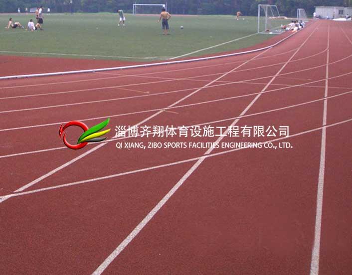 为什么跑步一定要在塑胶跑道上?
