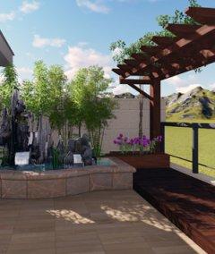 52空中花园景观设计