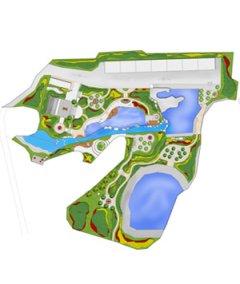 56亩私家庄园设计效果图
