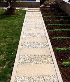 博山简约欧式庭院景观设计案例
