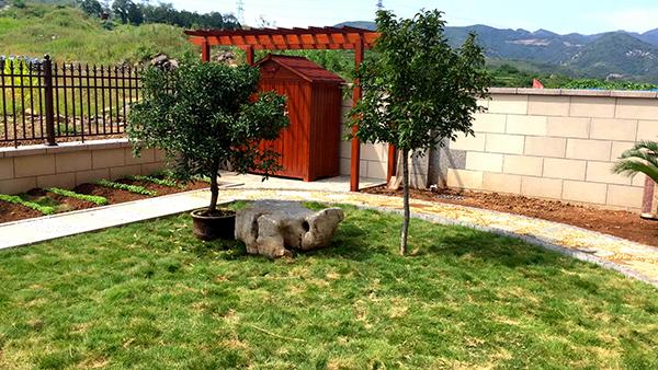 简约欧式庭院景观设计