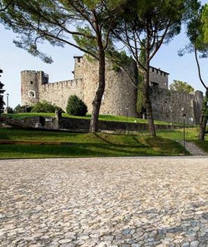 意大利万博登录庭院景观