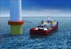 风电运维主动补偿步桥测控与警示系统