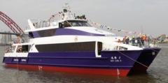 高速船光纤陀螺罗经导航系统