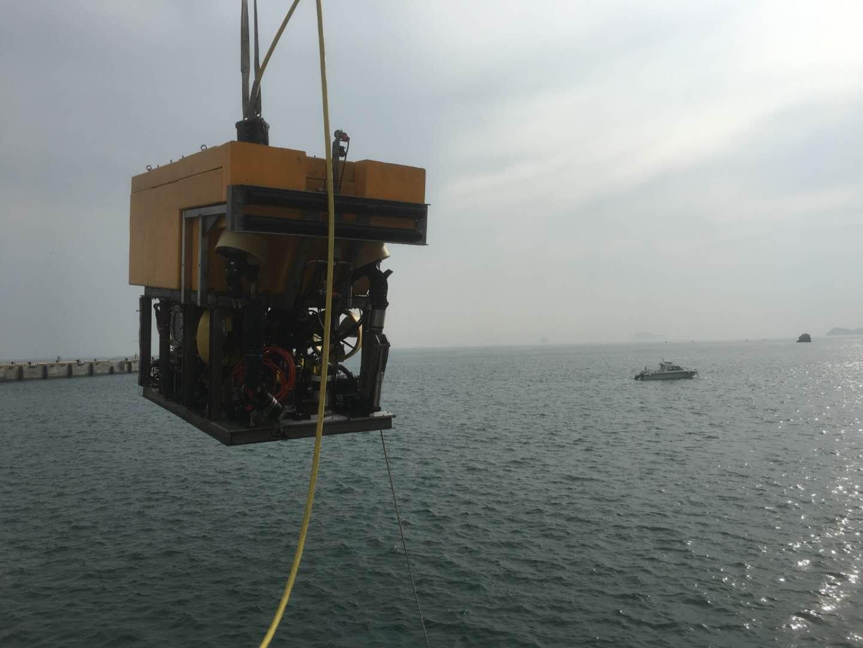 3000米遥操作作业型ROV