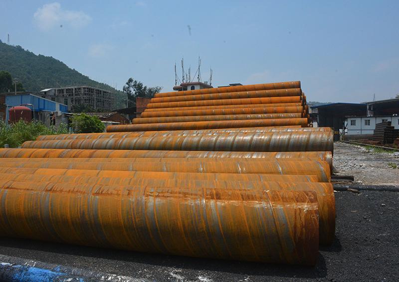 福建龙盛达螺旋钢管本身的使用寿命主要与操作环境和生产工艺的关系如何?