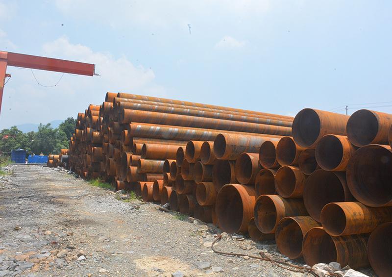 龙盛达普及大口径螺旋钢管为何种特征的导管